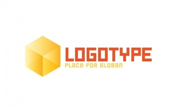 Logo cuadro de logotipo