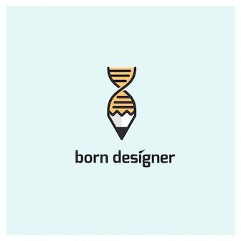 Logo de diseñador