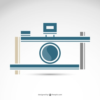 Logo de fotografía gratis