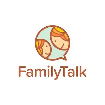 Logo de la conversación de la familia