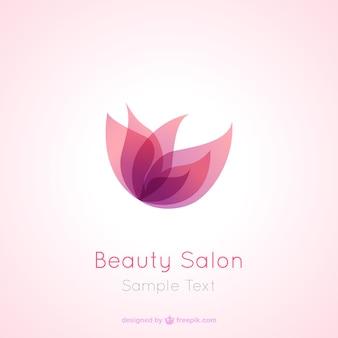 Logo de salón de belleza