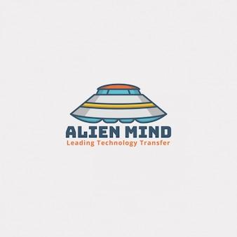 Logotipo alienígena