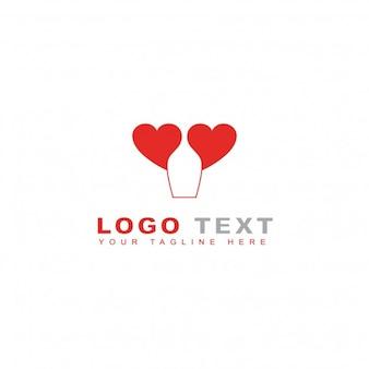 Logotipo de amantes de la bebida
