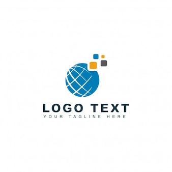 Logotipo de aplicaciones globales