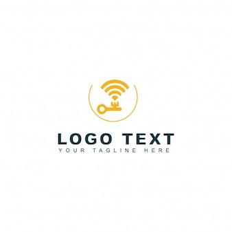 Logotipo de bloqueo wifi