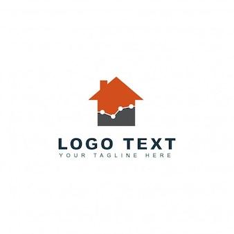 Logotipo de casa y estadísticas