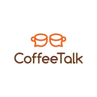 Logotipo de Coffee Talk