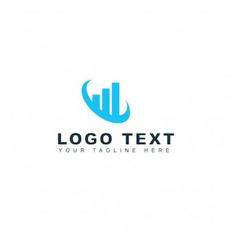 Logotipo de empresa financiera