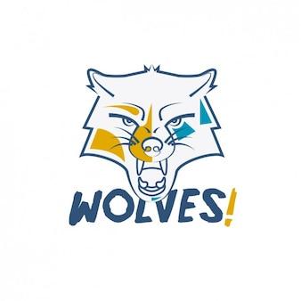 Logotipo de equipo de deportes