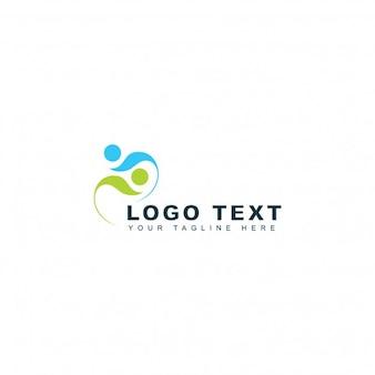 Logotipo de equipo social