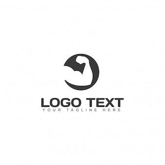 Logotipo de gimnasio