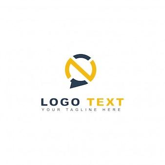Logotipo de hablar noticias