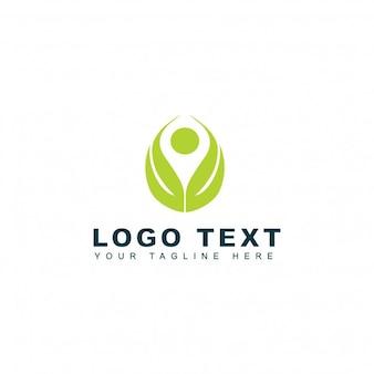 Logotipo de hoja