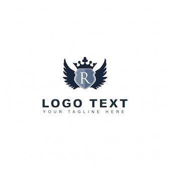 Logotipo de inversión royal