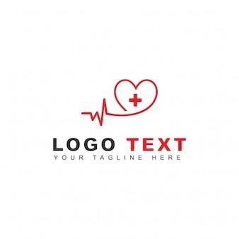 Logotipo de latido del corazón