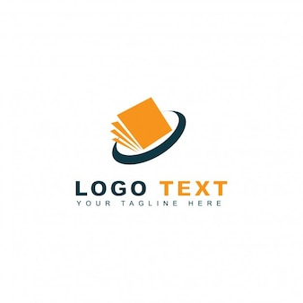 Logotipo de librería