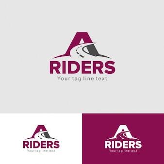 Logotipo de los jinetes