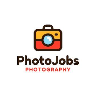 Logotipo de los trabajos fotográficos