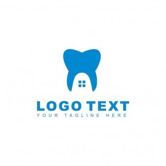 Logotipo de odontología