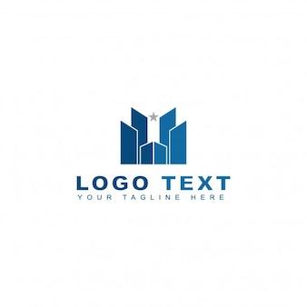 Logotipo de propiedad con estrella