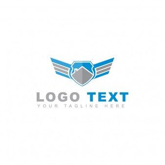 Logotipo de propiedad real