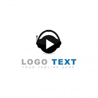 Logotipo de reproducir música