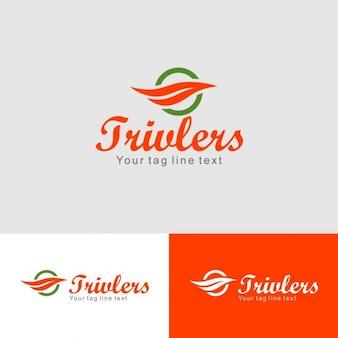 Logotipo de viajero