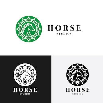 Logotipo del caballo