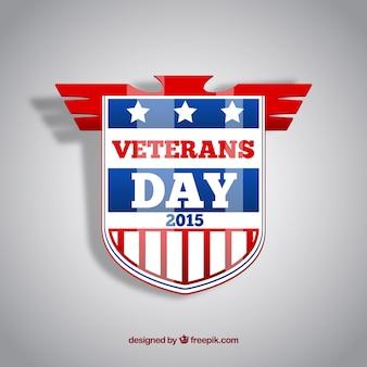 Logotipo del dia de los veteranos