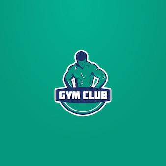 Logotipo gimnasio