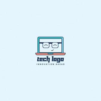 Logotipo ordenador portátil
