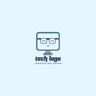 Logotipo ordenador