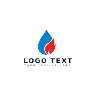 Logotipo para fontanero