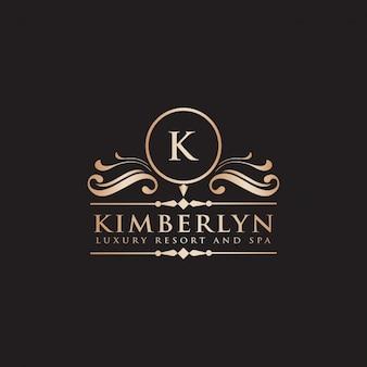 Logotipo para hotel de lujo