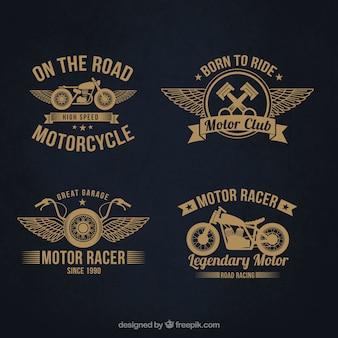 Logotipos de motocicletas