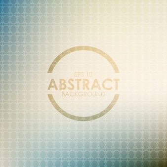 Luminoso fondo ornamental abstracto