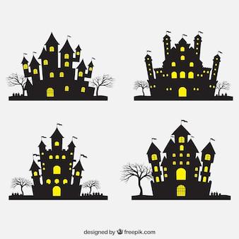 Mansiones de halloween