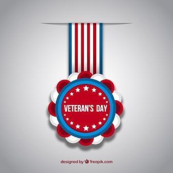 Medalla del día de los veteranos