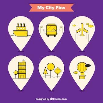 Mis pines de la ciudad