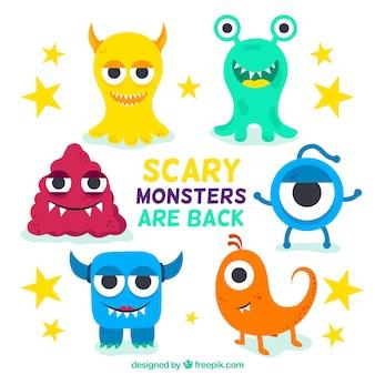 Monstruos de la historieta