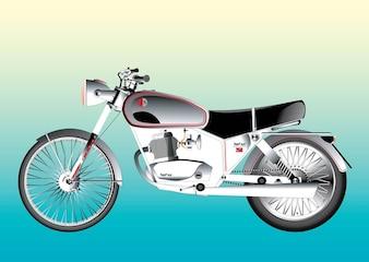 motocicletas vector