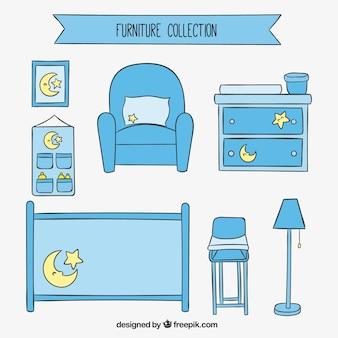 Cuna fotos y vectores gratis - Muebles para la habitacion del bebe ...