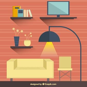 Muebles para el hogar moderno