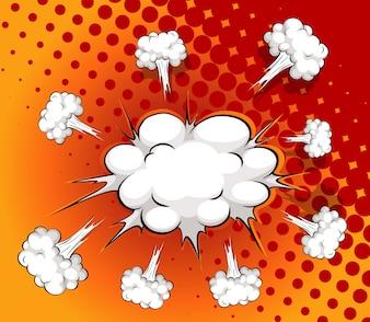 Nube cómica