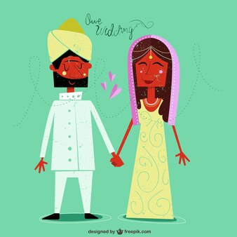 Nuestra boda india