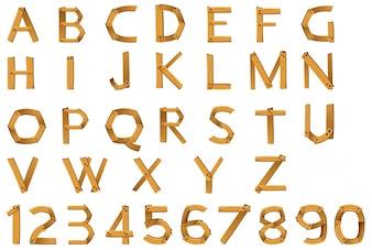 Números y alfabetos