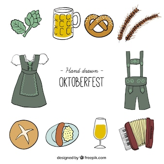 Oktoberfest Icon Collection