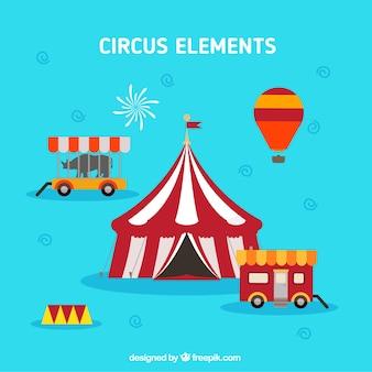 Pack de cosas de circo
