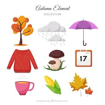 Pack de estación de otoño