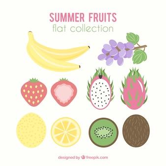Pack de frutas exóticas